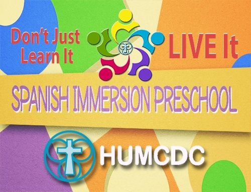 Spanish Immersion Class At Hixson United Methodist Child Development Center